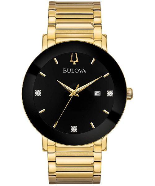 Zegarek męski Bulova Futuro Diamond 97D116