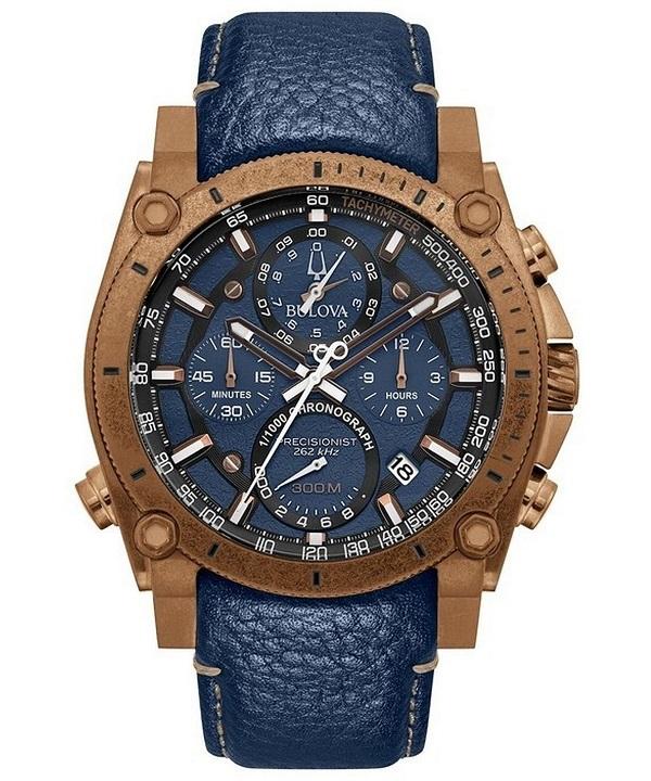 Zegarek meski Bulova Precisionist  Champlain Chronograph 97B186