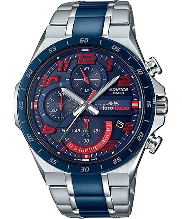 Zegarek męski EDIFICE Momentum Scuderia Toro Rosso Chronograph Limited