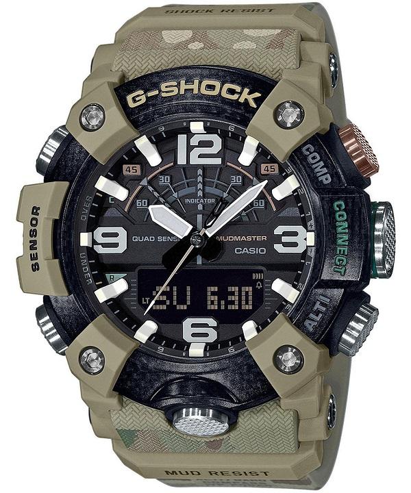 Zegarek męski G-Shock Mudmaster British Army Limited