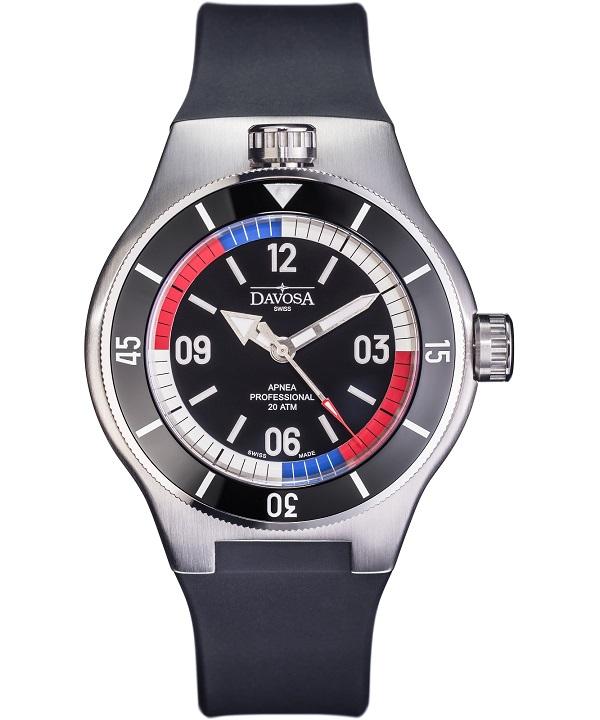 Zegarek męski Davosa Apnea Diver Automatic Special Edition