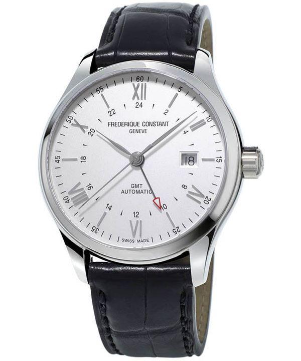 Zegarek męski Frederique Constant Classics Index GMT Automatic