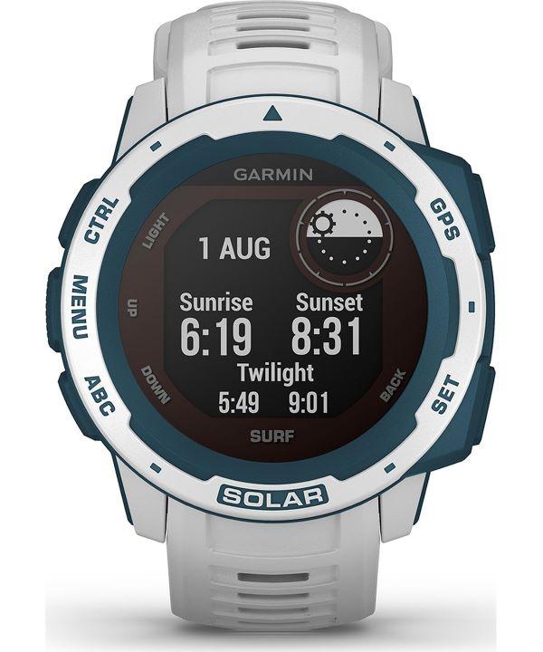 Zegarek Garmin Instinct® Solar – Surf Edition