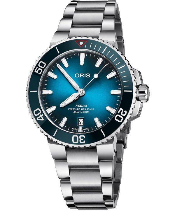 Zegarek męski Oris Aquis Clean Ocean Limited Edition
