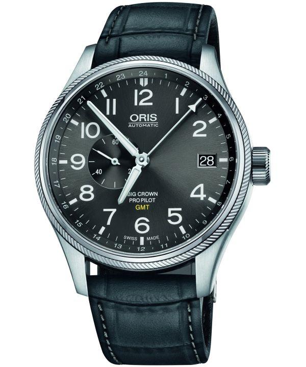 Zegarek męski Oris Big Crown ProPilot GMT Automatic