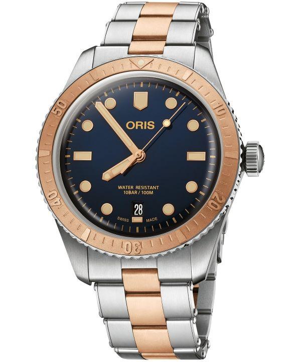 Zegarek męski Oris Divers Sixty-Five Automatic