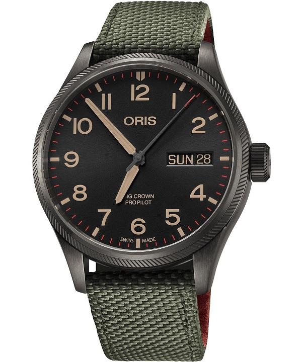 Zegarek męski Oris 40th Squadron Automatic Limited Edition
