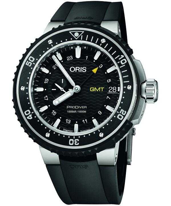 Zegarek męski Oris Pro Diver GMT Automatic