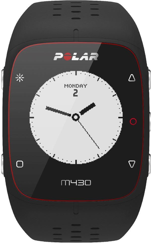 Zegarek Polar M430 Black S GPS