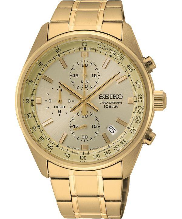 Zegarek męski Seiko Chronograph