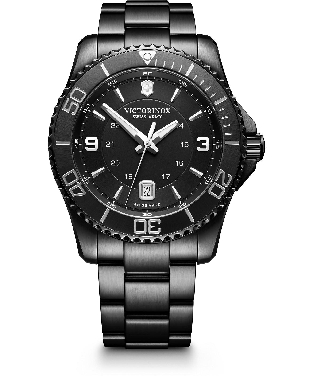 Zegarek męski Victorinox Maverick Large Black Edition