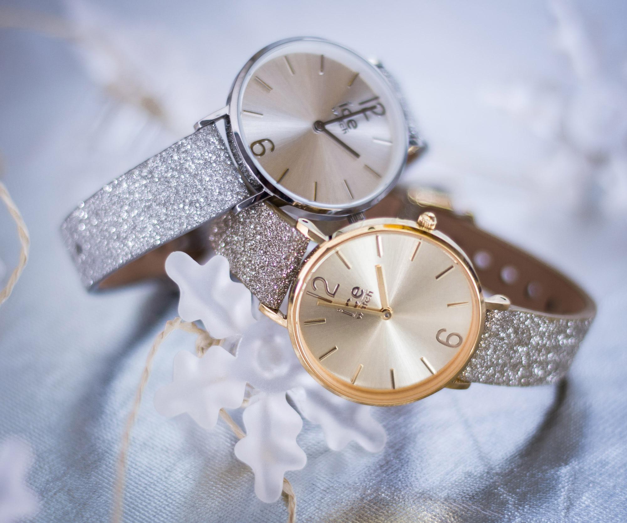 zegarki Ice Watch 015087 i 015086