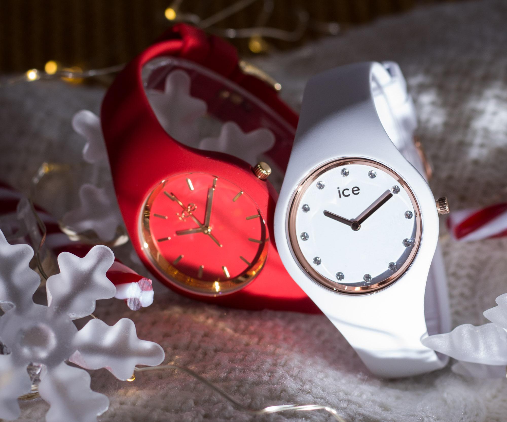 zegarki Ice Watch 016263 i 016300