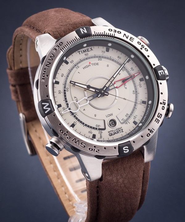 Zegarek męski Timex Adventure Series Tide Temp Compass T2N721