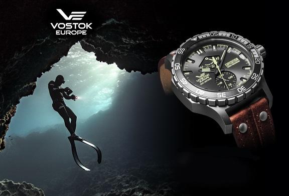 Zegarek Vostok Europe Expedition Everest