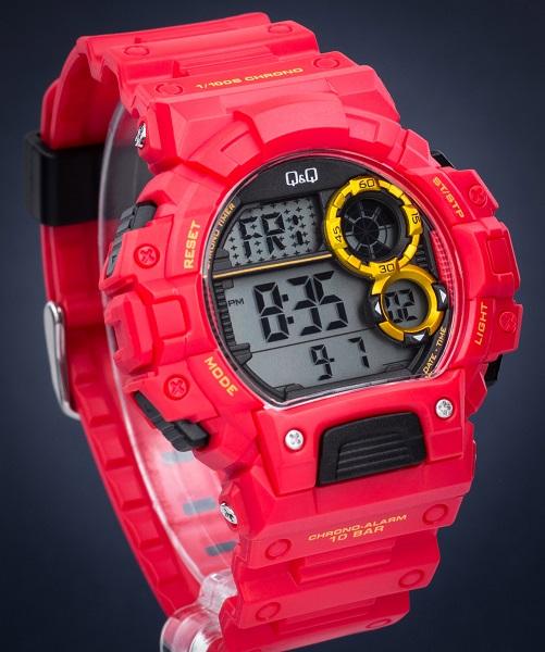 Zegarek sportowy Q&Q LCD M144-807