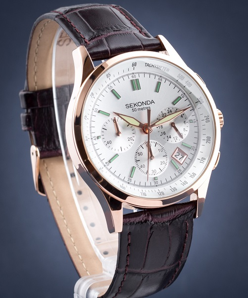 zegarek męski Sekonda Chronograph 3847