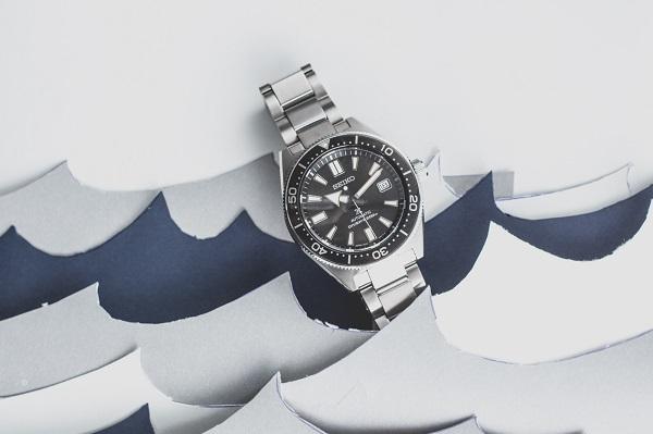 zegarek Seiko Prospex lifestyle morze