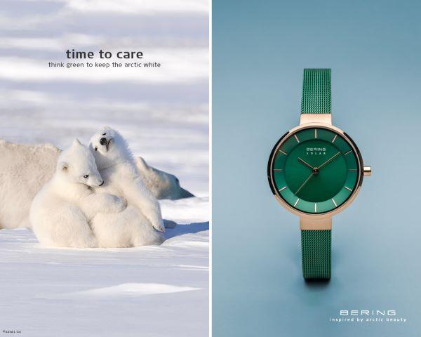 Damski zegarek Bering