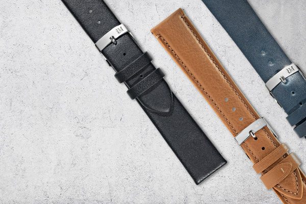 Skórzane paski Morellato do zegarków lifestyle