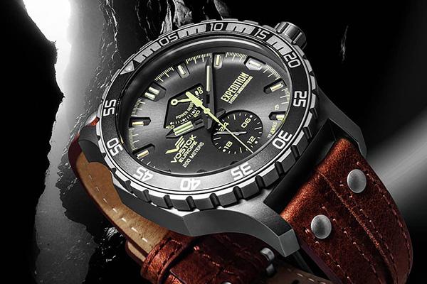 Vostok Europe zegarek dla twardziela