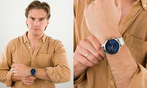 Esprit Linear Chronograph