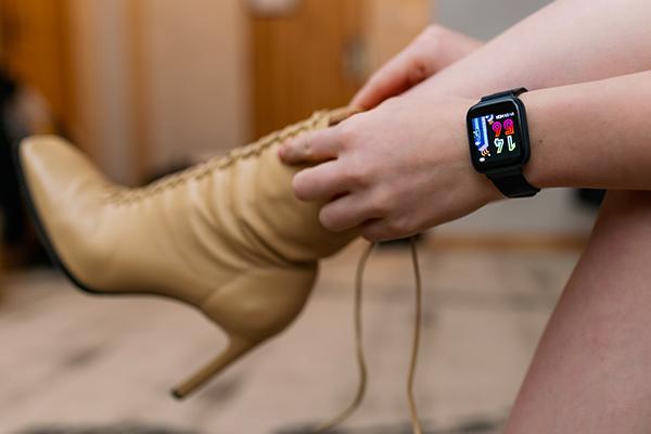 Garett alternatywa Apple Watch