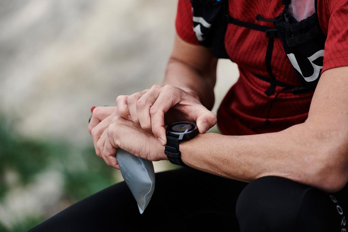 Polat Grit X smartwatch