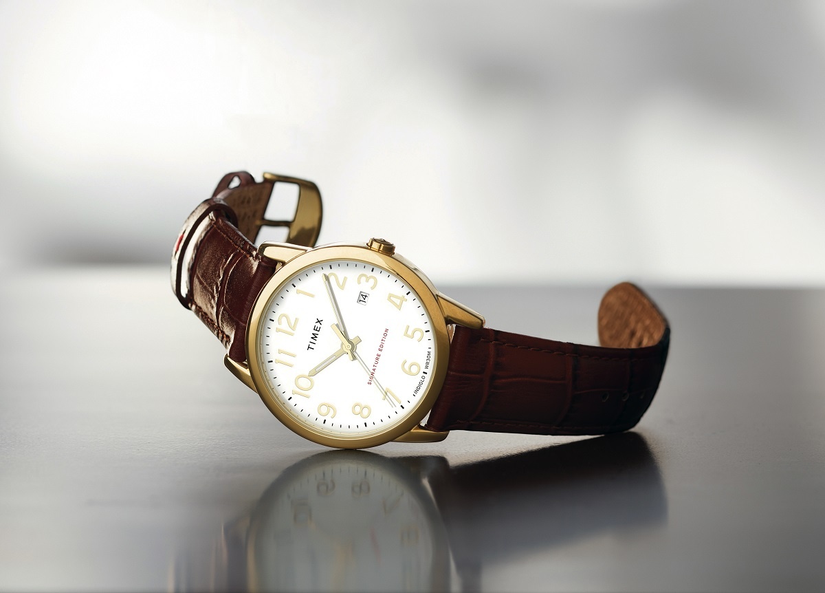 Timex Easy Reader Signature Edition