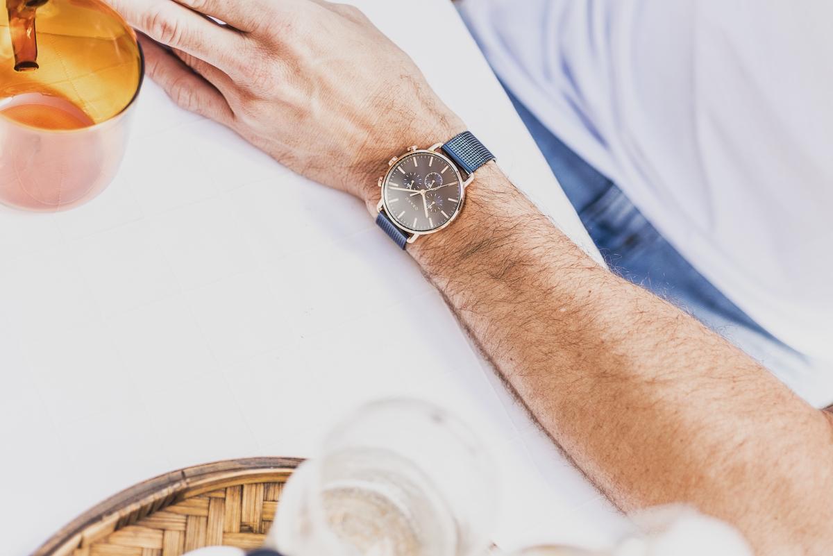 Zegarek Obaku męski