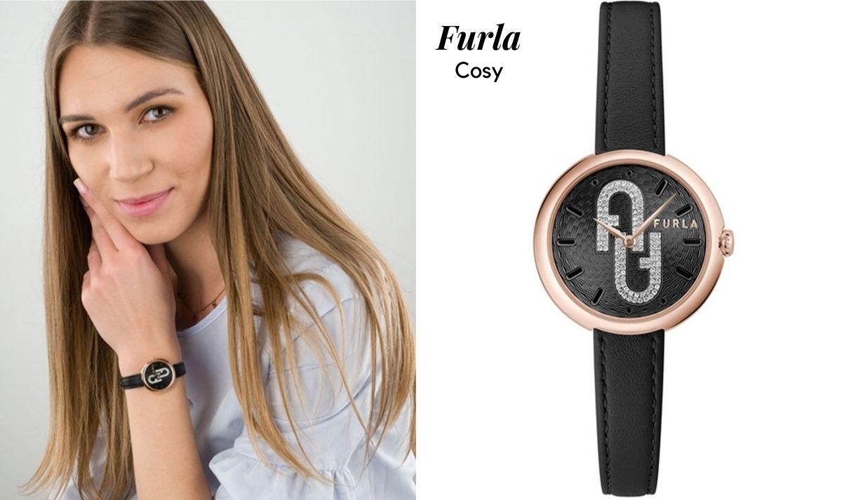 Zegarek damski Furla Cosy WW00005008L3l