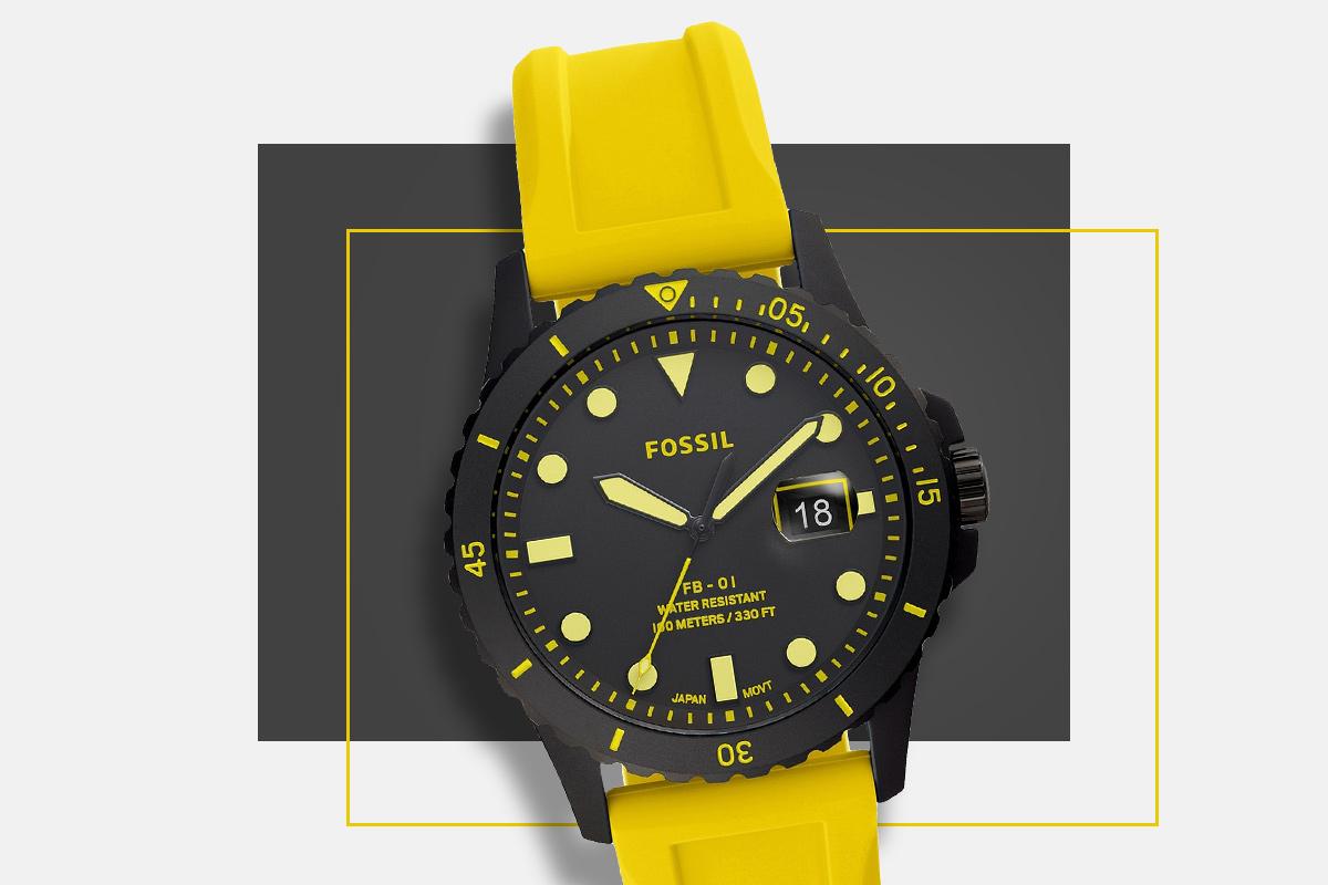 Pantone kolor roku zegarek Festina