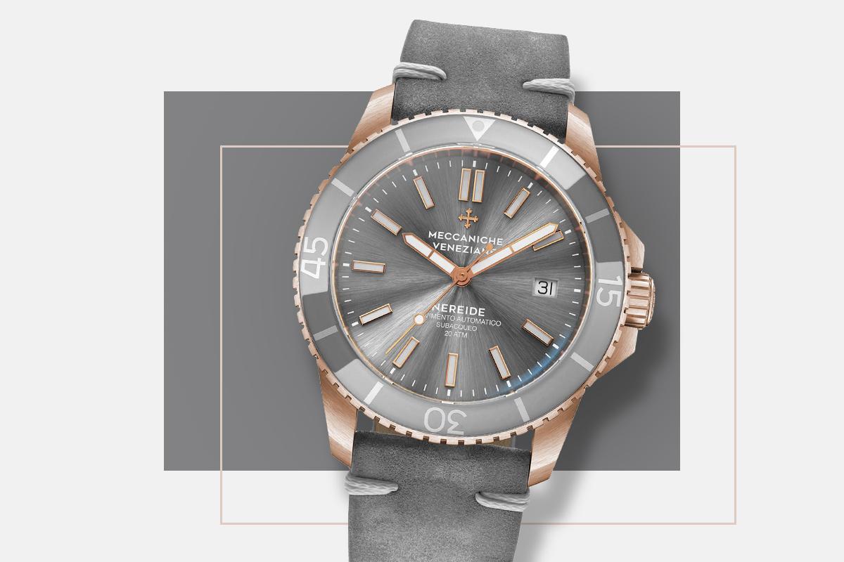 Pantone kolor roku zegarek Meccaniche Veneziane