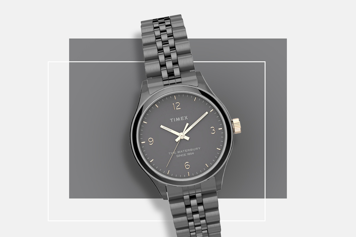 Pantone kolor roku zegarek Timex