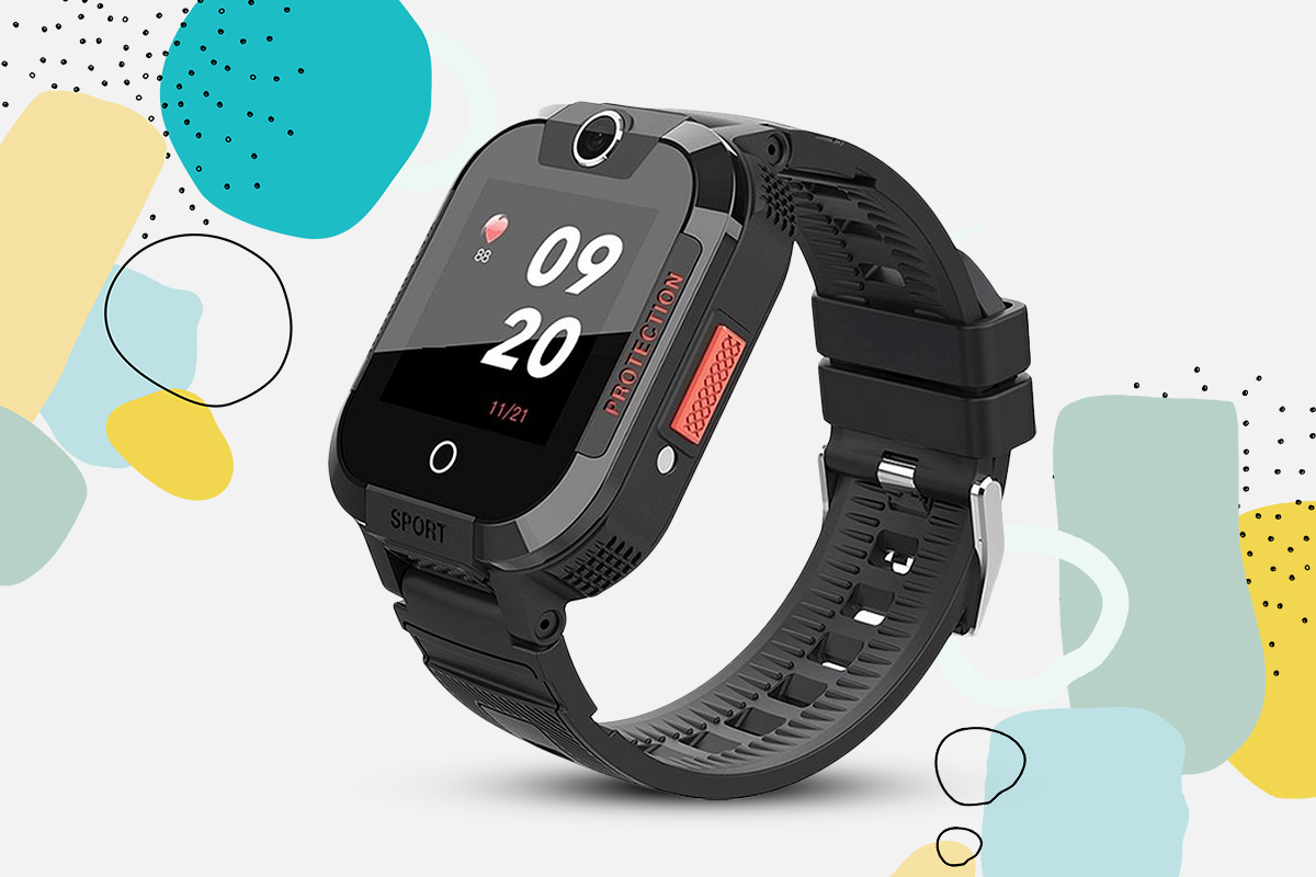 Smartwatch dla dzieci Garett Kids 4You