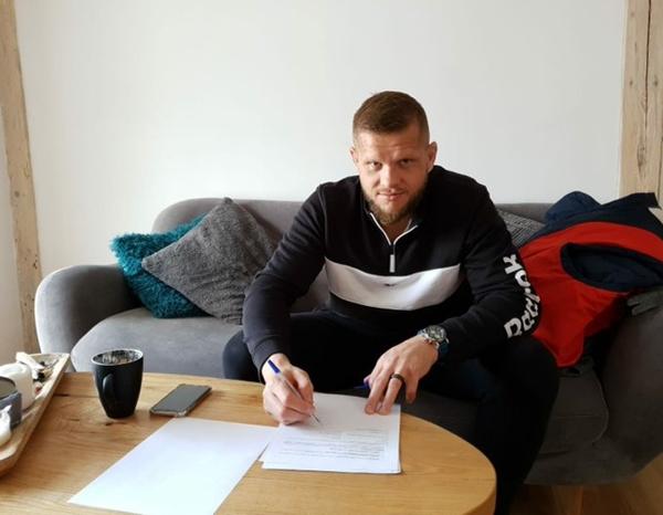 Marcin Tybura ambasadorem Vostok Europe